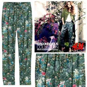 Vanessa Paradis x H&M Conscious Collection S Pants